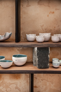 B-Raku, a cross-cultural interior by Guillaume Terver, studio Le LAD
