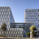 LEED Gold and Silver for the Apple R&D Center by Yashar Architects