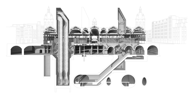 Winners of The Architecture Drawing Prize 2018