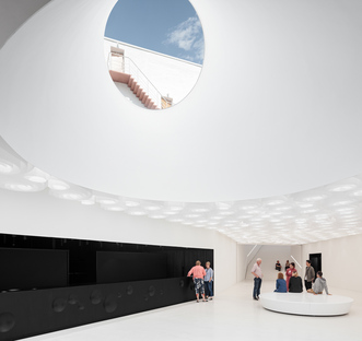 Amos Rex, the new Amos Anderson Art Museum by JKMM