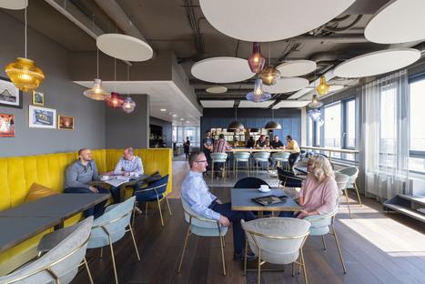 Evolution Design and new PULS Vario workspaces in Vienna
