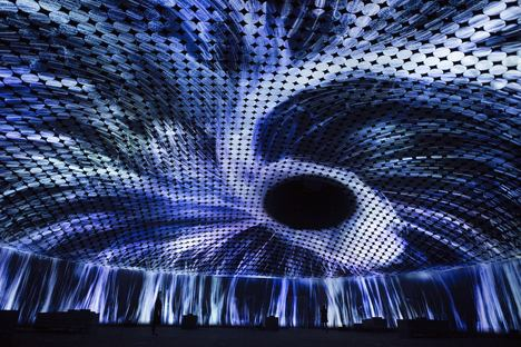 Amos Rex hosts teamLab's Massless exhibition
