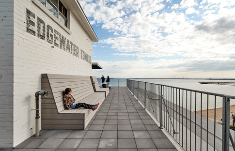 Opat Architects and the refurbishment of Edgewater Towers, Melbourne
