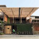 Canteria Urban Restaurant by Natura Futura Arquitectura