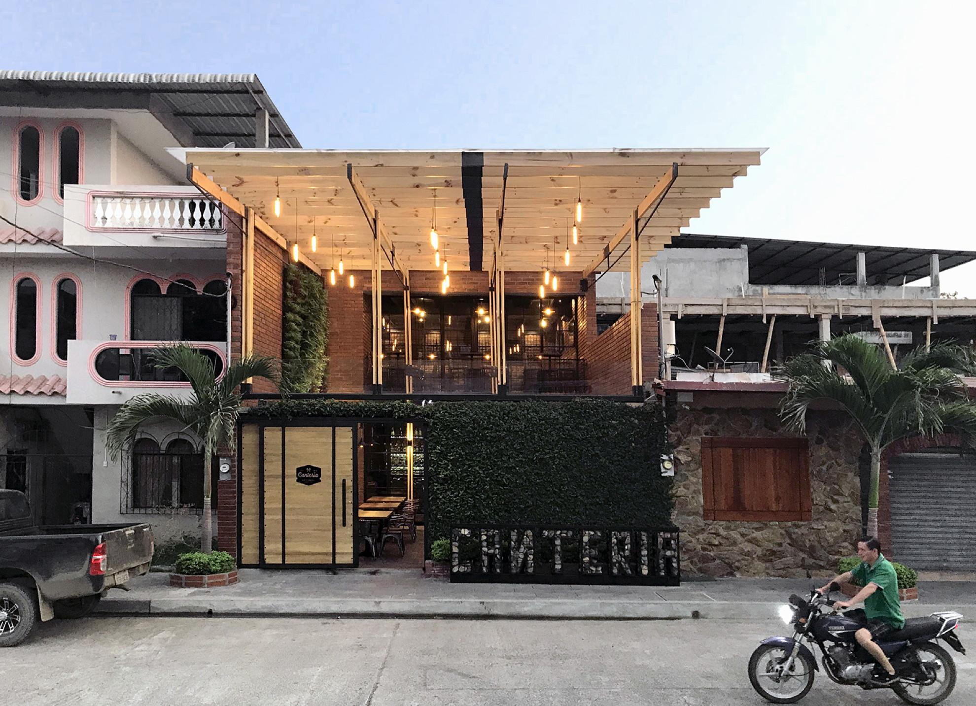 Canteria Urban Restaurant Natura Futura Arquitectura Livegreenblog