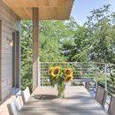 Wayne Turett's passive house, Turett Collaborative New York