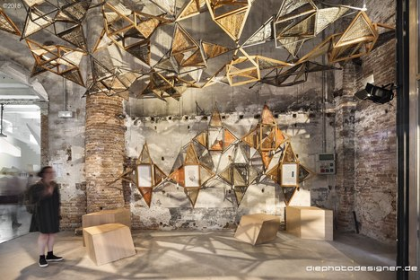 Freespace, highlights of the 16th Venice Architecture Biennale, Arsenale