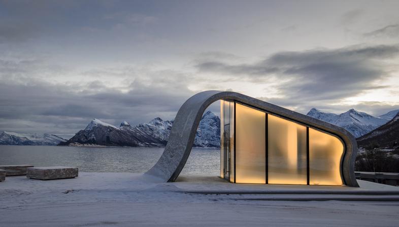 Uredd by Haugen/Zohar Arkitekter + Landskapsfabrikken