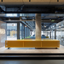 HubHub, a co-working space in Prague by Studio Perspektiv