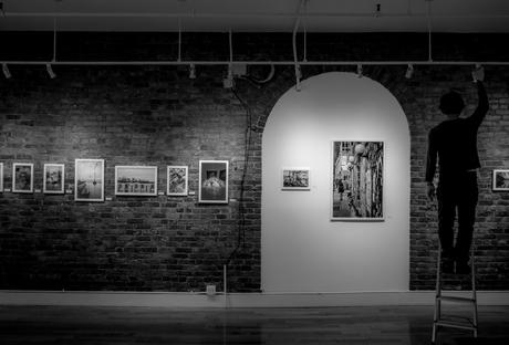 Ryushi Kojima at Gallery Max New York