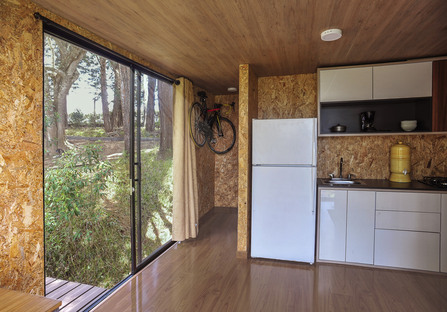 VIMOB XS, a tiny cabin to get away from the city