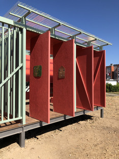 PLAYHOUSE, not just a playground by COR arquitectos