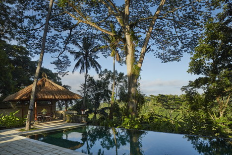 Amandari, sustainable hospitality in Bali