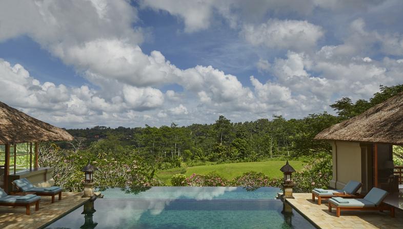 Amandari Sustainable Hospitality In Bali Livegreenblog