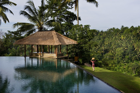 Amandari, sustainable hospitality in Bali