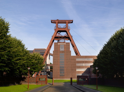 Zollverein Park, a unique example of the restructuring of brownfield land