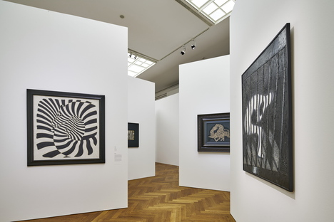 Exhibition Victor Vasarely. In the Labyrinth of Modernism at the Städel Museum