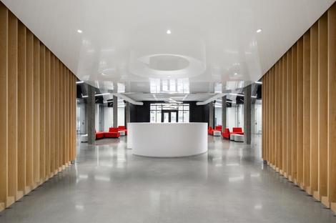Dow Planetarium, a practical architectural refurbishment