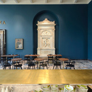 Caffè Fernanda by rgastudio, a symphony of colours at the Brera Pinacoteca
