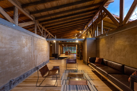 Casa Lasso by Rama Estudio, sustainability and tradition