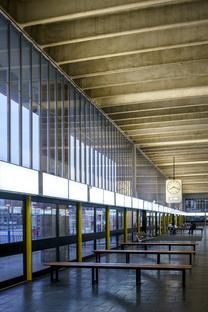Refurbished Brutalist heritage: Preston Bus Station