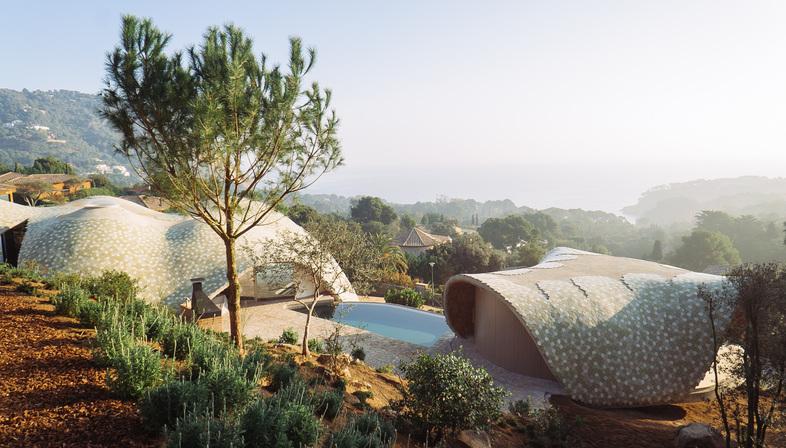 Villa Stgilat Aiguablava, smart Mediterranean architecture by Enric Ruiz-Geli/Cloud 9