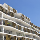 Lez-in-Art by NBJ Architectes, a sustainable apartment building in Montpellier
