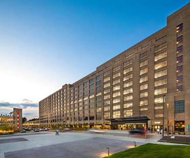 Crosstown Concourse, a redevelopment wins AIA 2019 Award