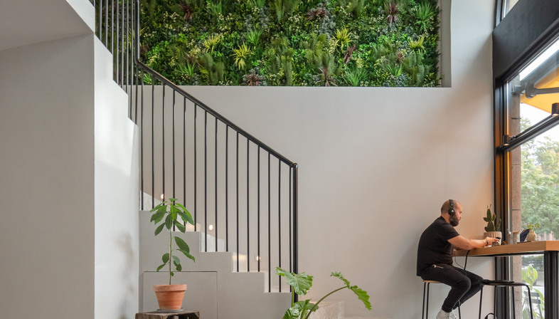 Kale & Crave, a restaurant in Stockholm by Matteo Foresti