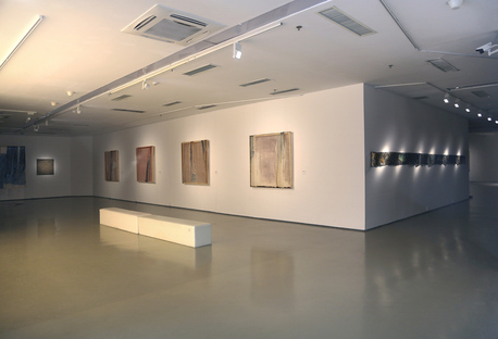 The Bejing Today Art Museum showcases the artwork of Wu Guanzhen