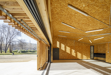 Aula K by BCQ Arquitectura in Barcelona