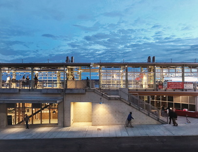 Pike Place MarketFront by the design team from Miller Hull