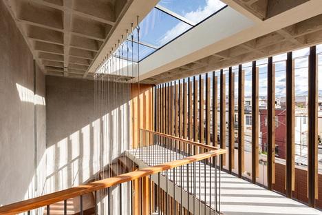 RAMA Estudio, Edificio Criba in Ambato, Ecuador