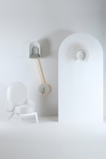 Richard Yasmine and the restorative power of white at Milan Design Week