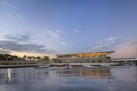 ASLA-NY Award for Julian B. Lane Riverfront Park in Tampa