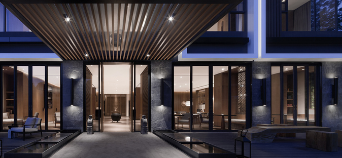 Blossom Dreams Hotel by Co-Direction Design in China
