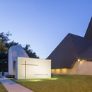 St. Pius Chapel and Prayer Garden by Eskew Dumez Ripple