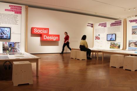 Social Design, an exhibition at the MKG in Hamburg