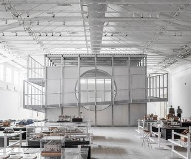 Boxen by Dehlin Brattgård Arkitekter for ArkDes