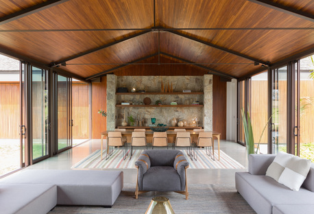 At a natural pace, Casa Haras by 24.7 Arquitetura