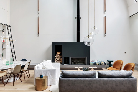 From studio to family home, designed by Camille Hermand