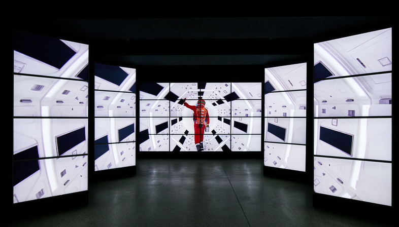 Stanley Kubrick: The Exhibition at Design Museum, London