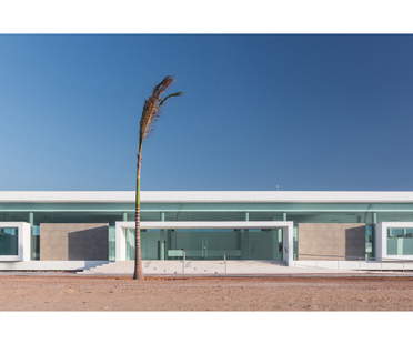 RECS achitects, Sales Center in Brazil