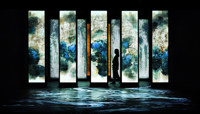 Discovery Pavilion to learn about the biodiversity of the Dajia River in Taiwan
