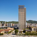 Sun City Kobe Tower by Richard Beard Architects