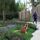 Le Jardin des Portes at the 28th Festival International Garden Festival in Chaumont-sur-Loire