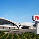 The TWA Flight Center by Saarinen has reopened at JFK Airport, New York