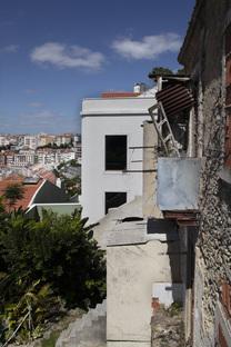 Leopold Banchini Architects with Daniel Zamarbide Casa do Monte in Lisbon