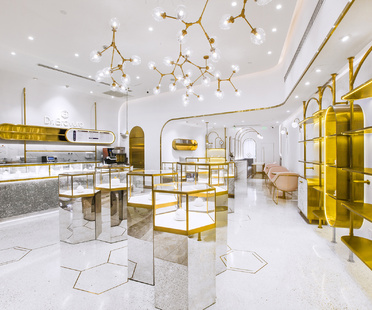 Towodesign for sweet interior design in Shanghai