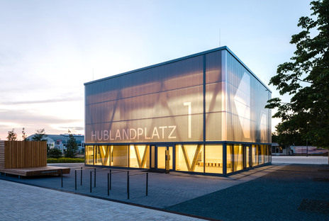German prize for wood buildings 2019